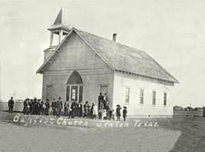 1920s Baptist Church, Slaton