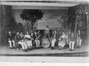 Slaton High School Orchestra, 1925