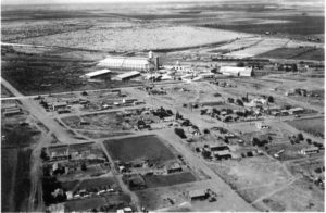 1936 Aerial View Of Western Cotton Oil Mill