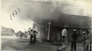 1937 fire, number three