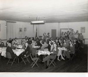 1940s Dinner Upstairs, 140 N. 9th St.