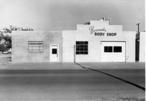 Bownds Body Shop, 1943 to present