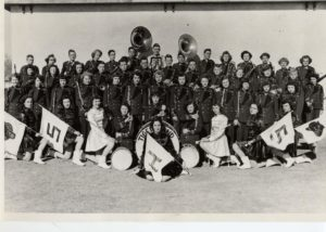 Slaton High School Band, 1950-51