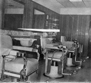 Smith Barber Shop, 1950s
