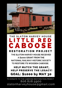 Little Red Caboose Restoration Project