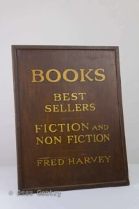 Fred Harvey Newsstands - Books for Sale