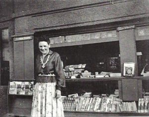 Havey Girl, Grace Koepp, Gallup NM Newsstand
