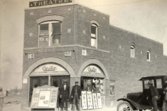 Custers Theater 1920s
