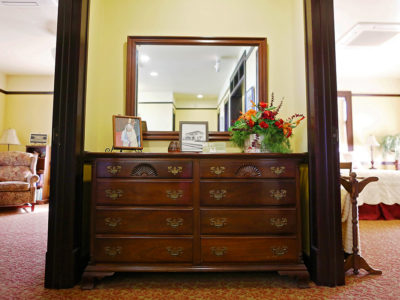 Slaton Harvey House, Zuni Room Dresser