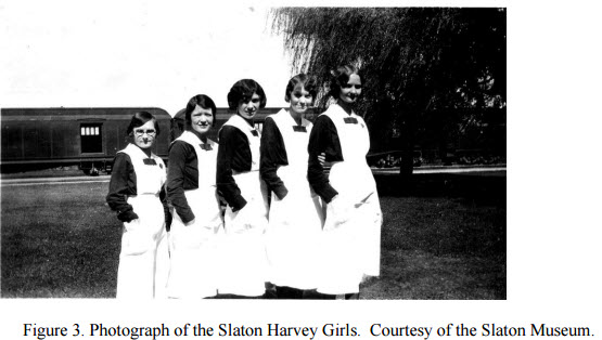 Slaton Harvey Girls