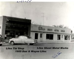 Liles Tin Shop and Sheet Metal Works