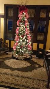 Slaton Harvey House 2017 Christmas Tree